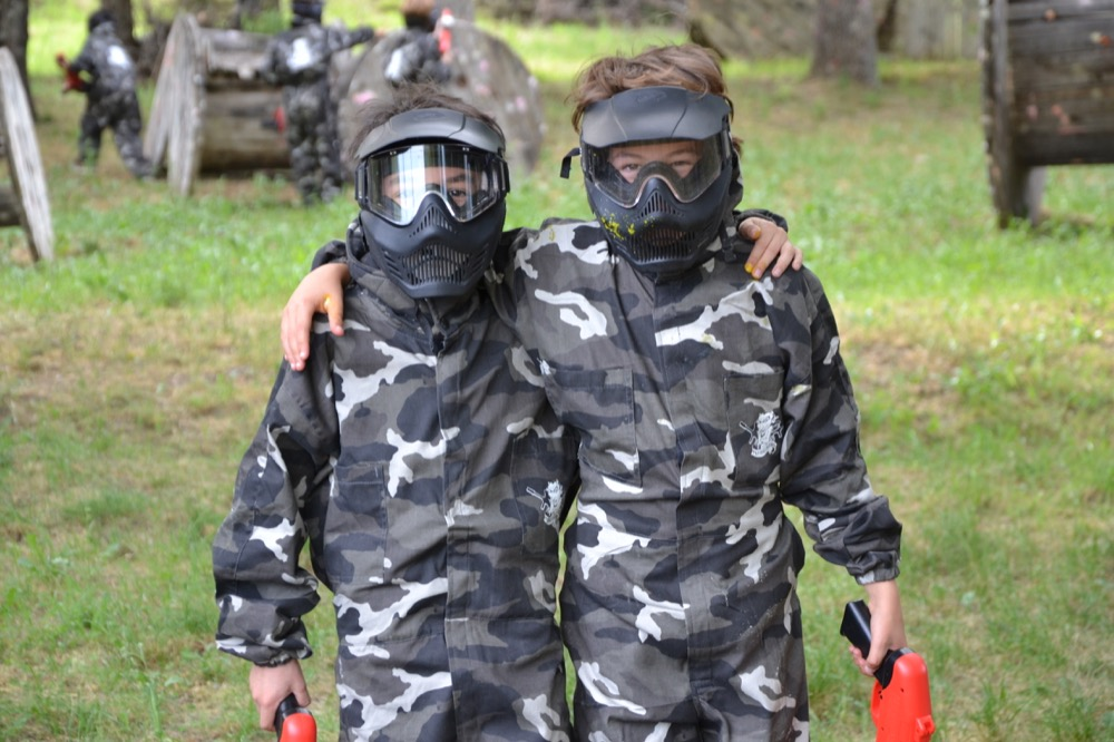 Paintball infantil Caceres